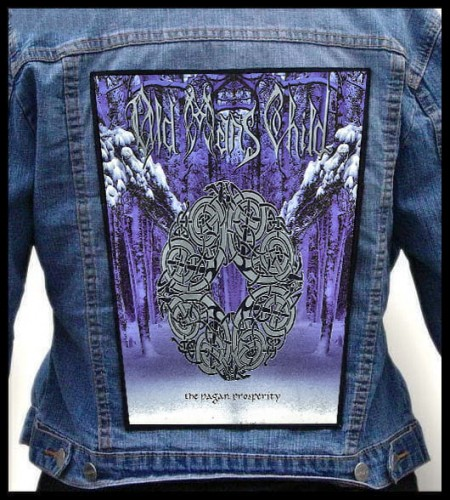 OLD MANS CHILD - The Pagan Prosperity -- Backpatch.jpg