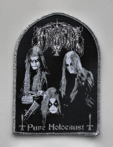 IMMORTAL - Pure Holocaust [silver border] --- patch.JPG