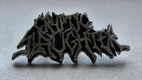 CRYPTIC SLAUGHTER --- Metal Pin.JPG