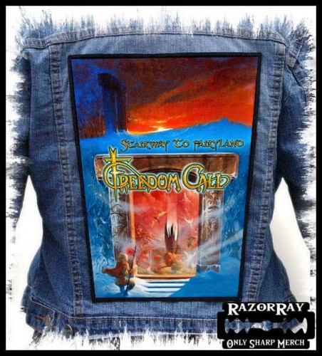 FREEDOM CALL - Stairway to Fairyland --- Backpatch Back Patch.jpg