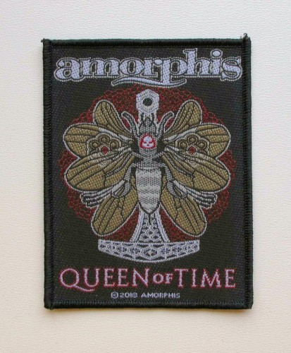 AMORPHIS - Queen Of Time --- patch.JPG