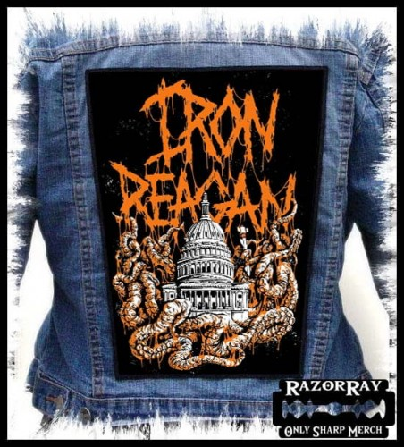 IRON REAGAN - Capitol --- Backpatch Back Patch.jpg
