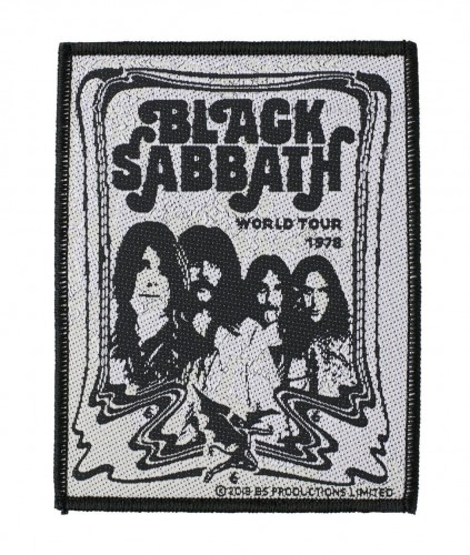 BLACK SABBATH - World Tour 1978 --- patch.JPG