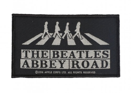THE BEATLES - Abbey Road Crossing --- patch.JPG