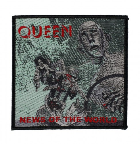 QUEEN - News Of The World --- patch.JPG