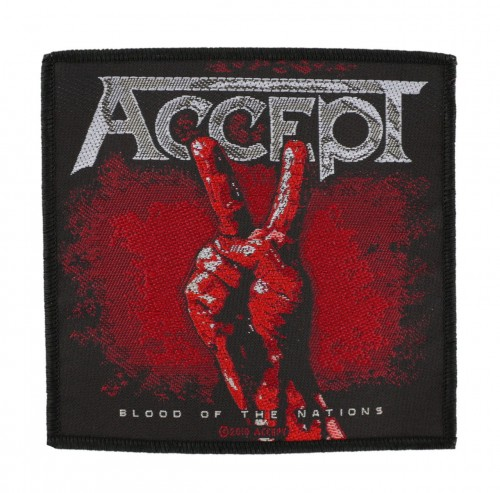 ACCEPT - BLOOD OF THE NATIONS --- patch.JPG