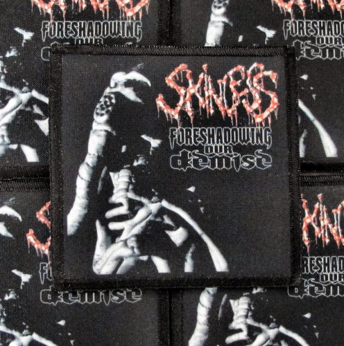 SKINLESS - Foreshadowing Our Demise --- patch.JPG