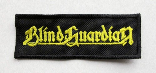 BLIND GUARDIAN [yellow] --- patch.JPG