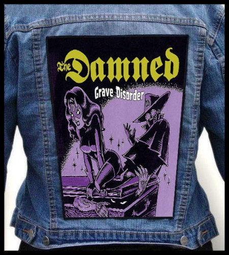 THE DAMNED - Grave Disorder -- Backpatch.jpg