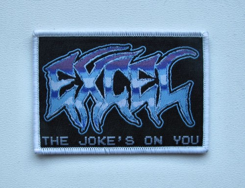 EXCEL - The Joke's on You [white] -- patch.JPG