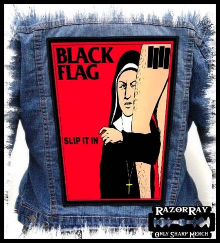 BLACK FLAG - Slip It In -- Backpatch Back Patch.jpg
