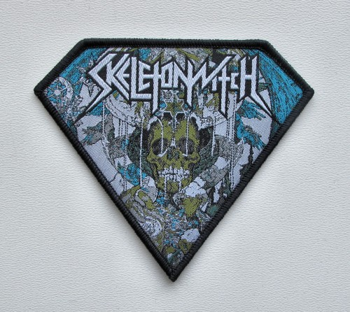 SKELETONWITCH - Beyond the Permafrost [black] -- patch.JPG