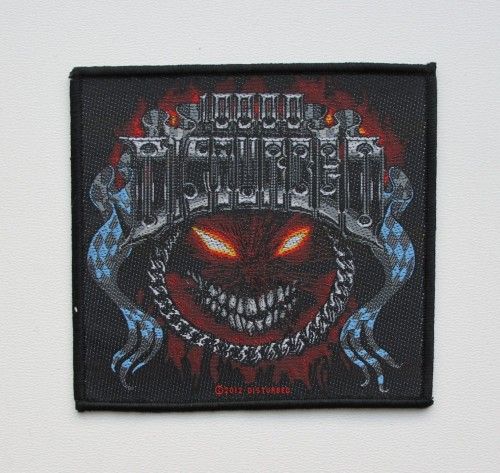 DISTURBED -- patch.JPG