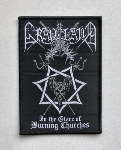 GRAVELAND - In the Glare of Burning Churches -- patch.JPG