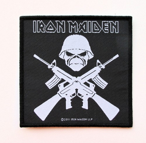 IRON MAIDEN - A Matter of Life and Death --- patch.JPG