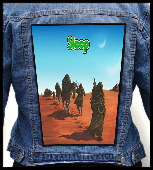 SLEEP - Dopesmoker #3 -- Backpatch