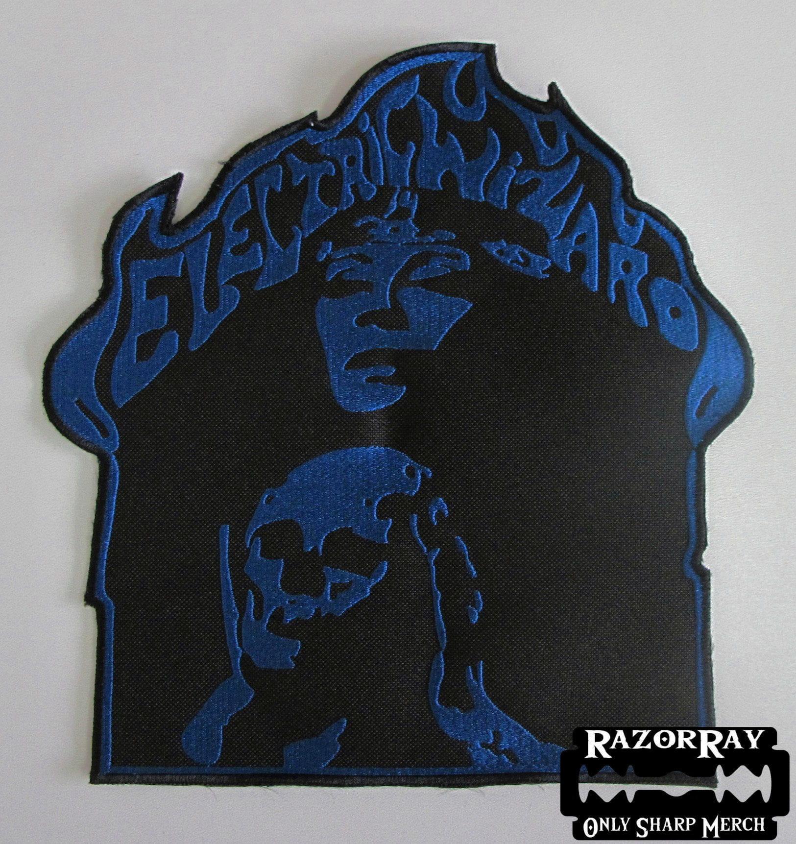 Electric Wizard Skull Jpg